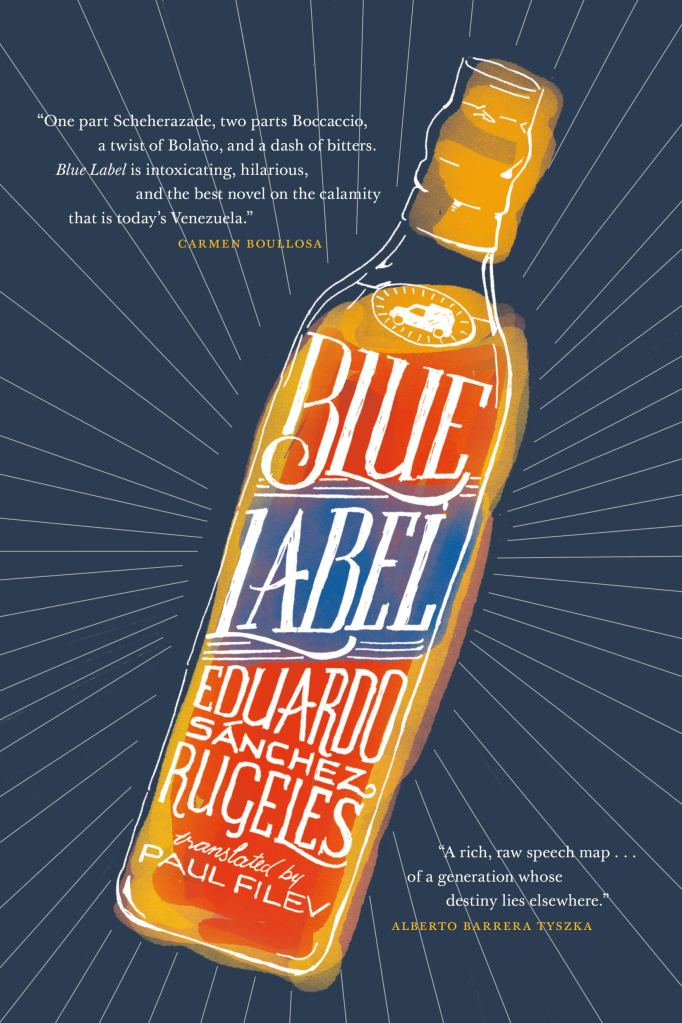 Blue Label Cover